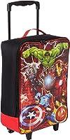 Marvel Avengers Flashing Lights Up Luggage