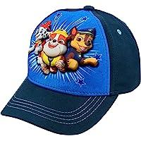 Nickelodeon Paw Patrol Character Toddler Boys Cotton 3D Baseball Cap Age 2-5 Blue