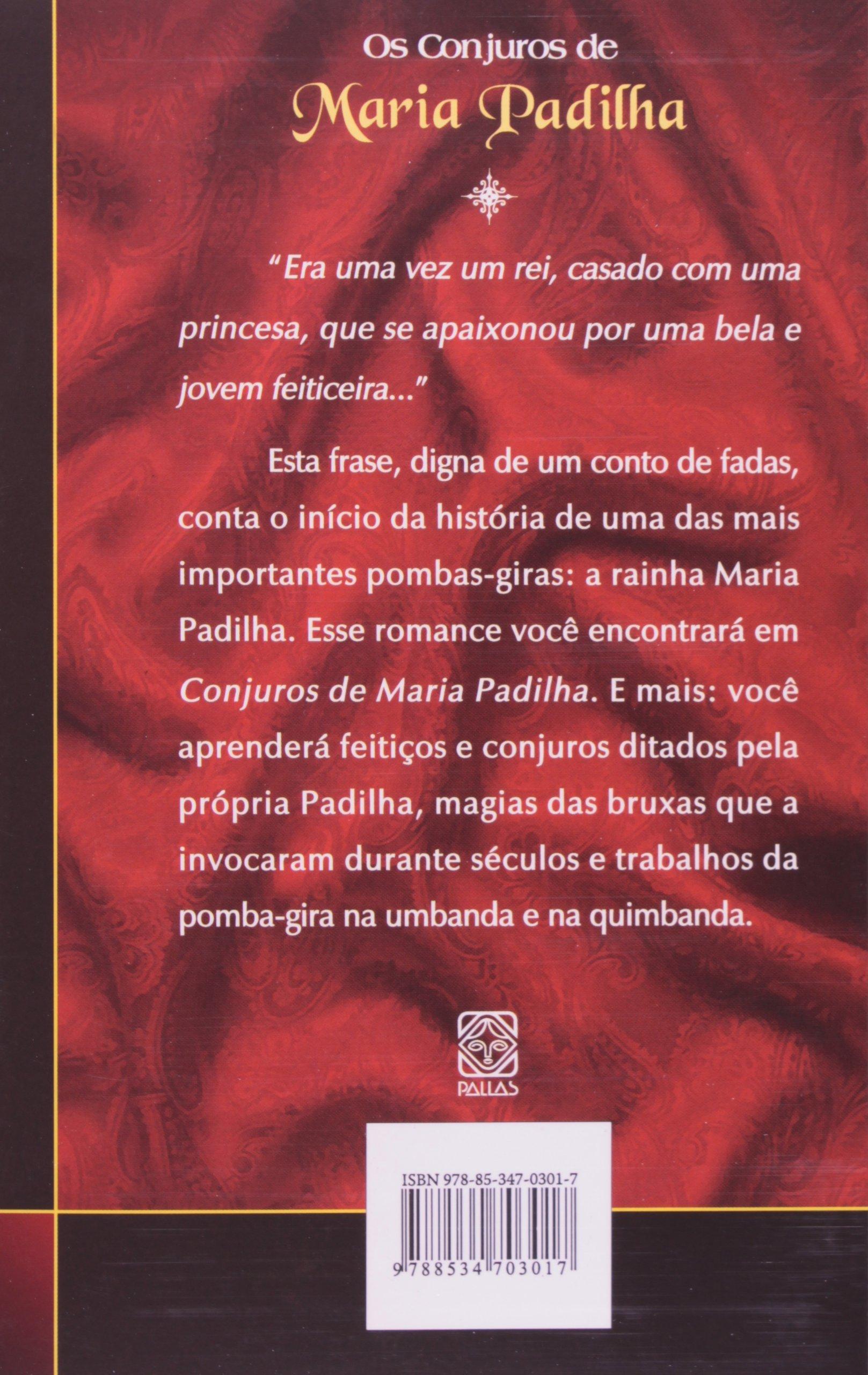Conjuros De Maria Padilha Amazoncouk Maria Helena Farelli