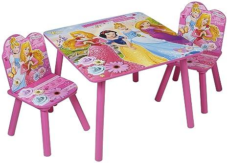 tavolo sedie giardino principesse