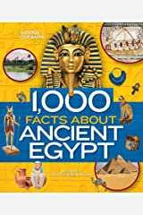 1,000 Facts About Ancient Egypt Hardcover