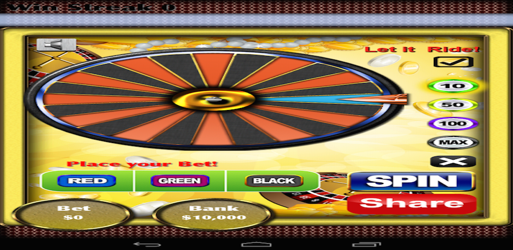 online casino free roulette game