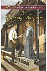 The Marriage Bargain (Love Inspired Historical) Kindle Edition