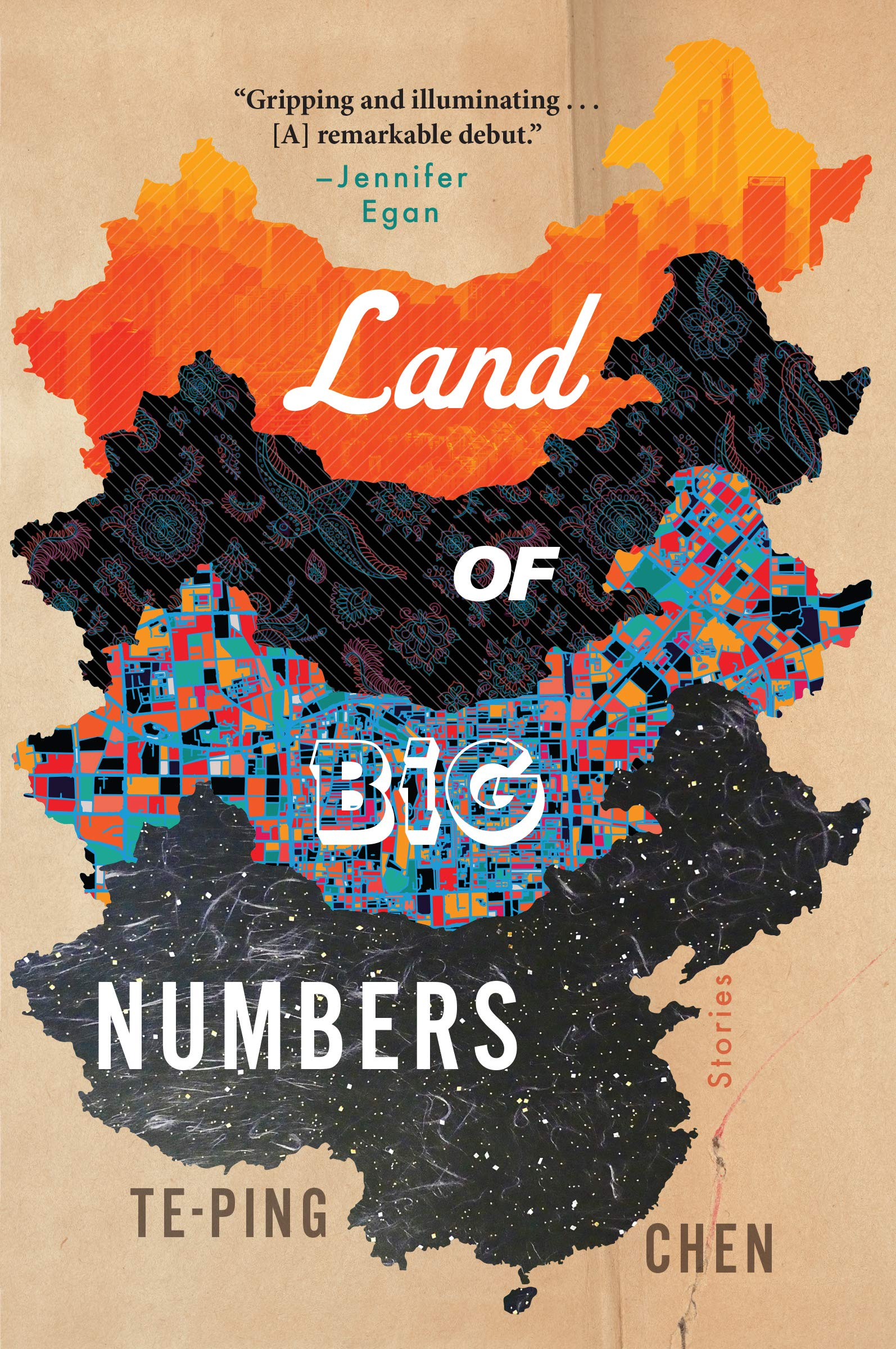 Land of Big Numbers: Stories: Chen, Te-Ping: 9780358272557: Books -  Amazon.ca