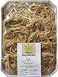 Fettuccine Pasta with Hemp Seed Flour