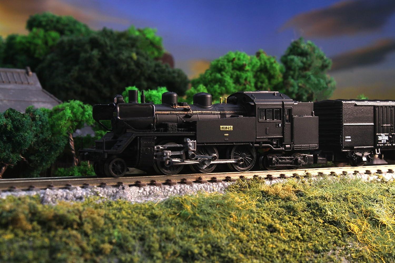 ー品販売 蒸気機関車 鉄道模型 門鉄デフ 254号機タイプ C11 国鉄 T019 6 Zゲージ B074c987bn 車両 Www Wwmp Org Za