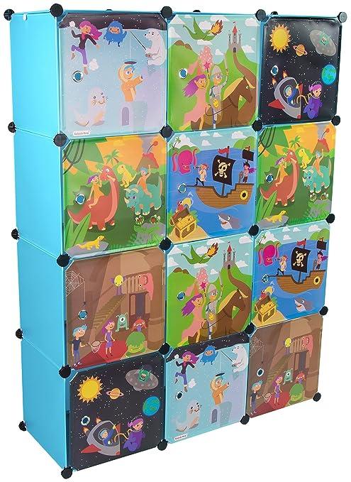 Galletas Corona - Armario infantil con multicolores Aventura ...