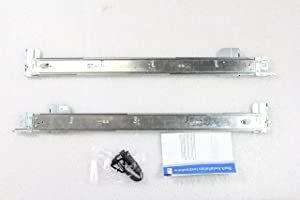 NEW IN BOX Dell PowerEdge R520 R720 R720XD R820 2U Sliding Ready Rail Kit H4X6X (Renewed)