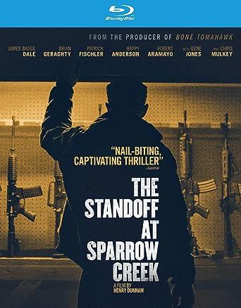 The Standoff at Sparrow Creek [Blu-ray]: Amazon co uk: James Badge