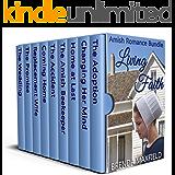 Amish Romance Bundle: Living Faith
