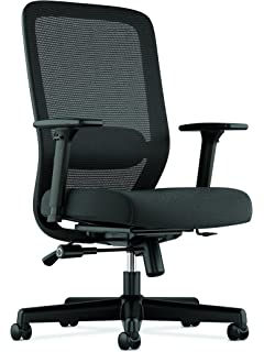 amazon com hon prominent high back task chair mesh computer chair