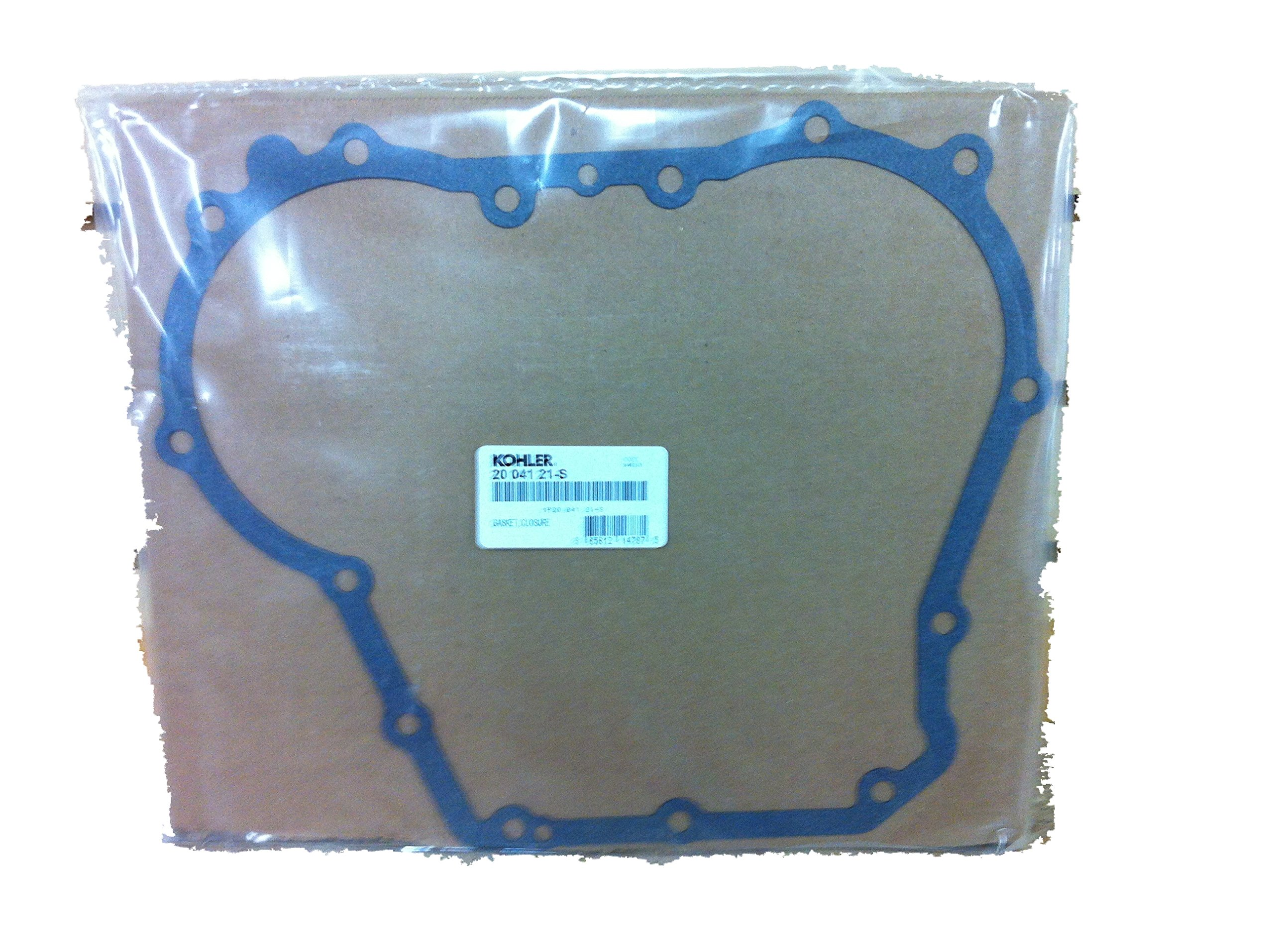 Genuine Oem Kohler Parts Gasket Closure Plate 20 041 Courage Engine Diagram 21 S Garden Outdoor