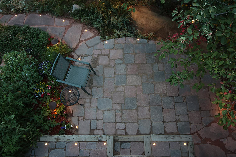 Amazoncom Outdoor LED Paver Dot Light