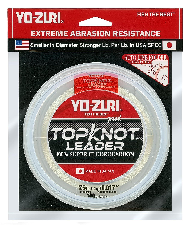 お買い得モデル yo-zuri Topknot 100 yd Sinking引出線 yo-zuri、自然クリア、25 lb lb B01MA208EQ B01MA208EQ, セカンド:fff56c72 --- a0267596.xsph.ru