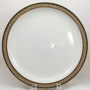 Denby Luxor Dinner Plate: Amazon.ca: Home & Kitchen