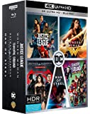 COF DC COMICS MOVIE 2018 4K [4K Ultra HD + Blu-ray]