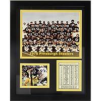 Legends Never Die 1978 Pittsburgh Steelers Foto enmarcada Collage, 27,94 cm x 35,56 cm