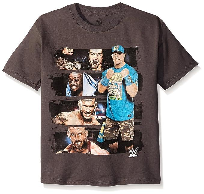 9aa6c68c9b9cb Amazon.com  WWE Boys  John Cena T-Shirt Shirt  Clothing