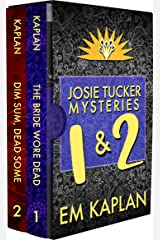 Josie Tucker Mysteries 1 & 2 Kindle Edition