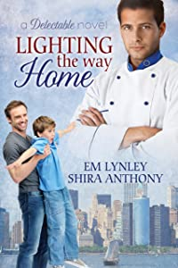 Lighting the Way Home (Delectable Book 2)