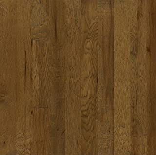 """product image for Shaw SW226-00308 Shaw SW226 Brushed Suede 5"""" Wide Wire Brushed Engineered Hardwood Flooring with ScufResist Platinum Finish - Sold by Carton (27.58/SF Carton)"""