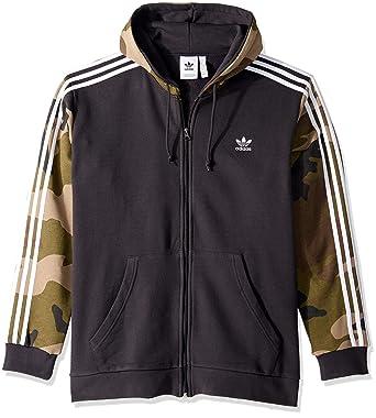 adidas Originals 3 Streifen Zip Hoodie | DU9861 | Sneaker