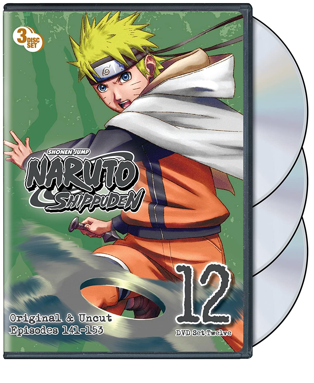 Amazon com: Naruto Shippuden: Set 12: Various: Movies & TV