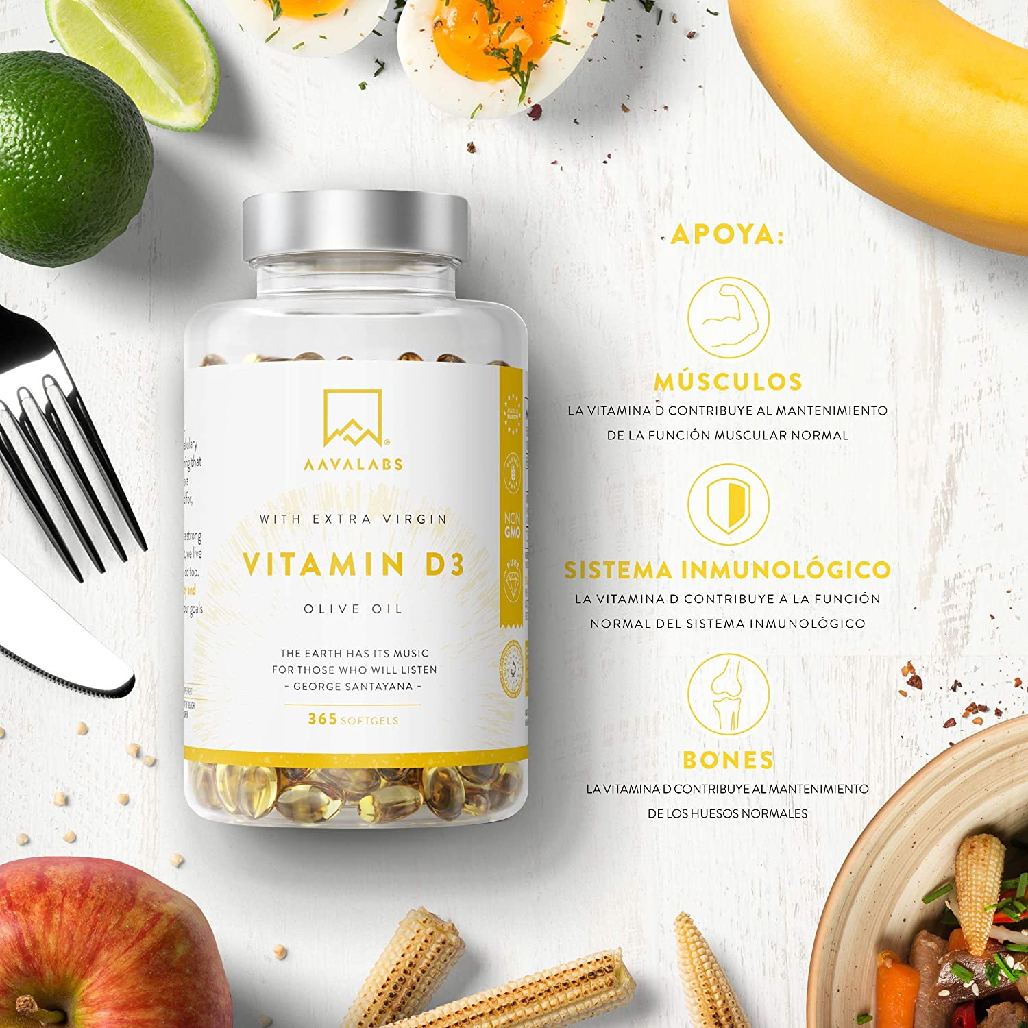 Vitaminas liposolubles alimentos