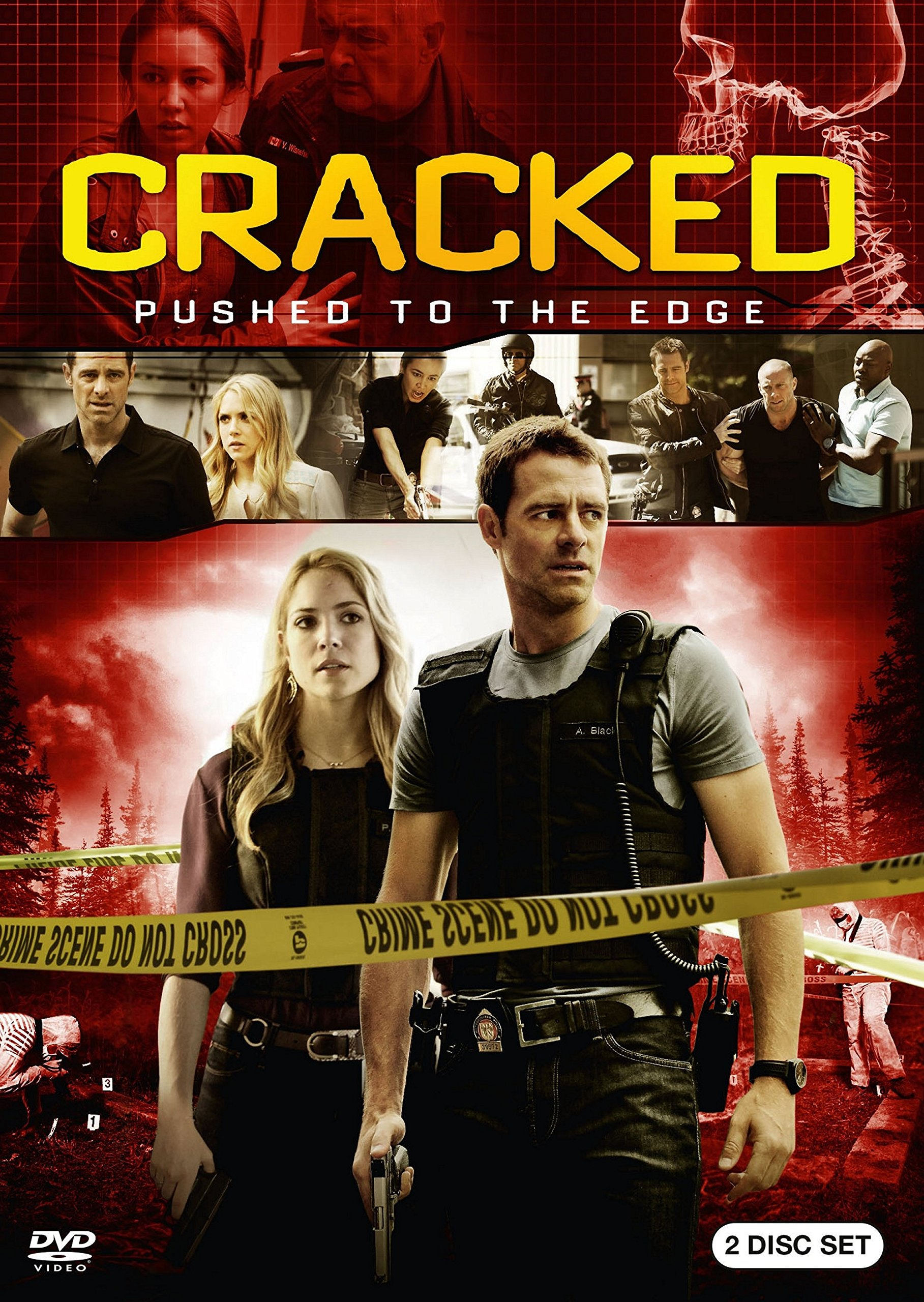 Cracked: Pushed to the Edge (DVD)