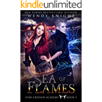 Sea of Flames (Star Crossed Academy Book 1)