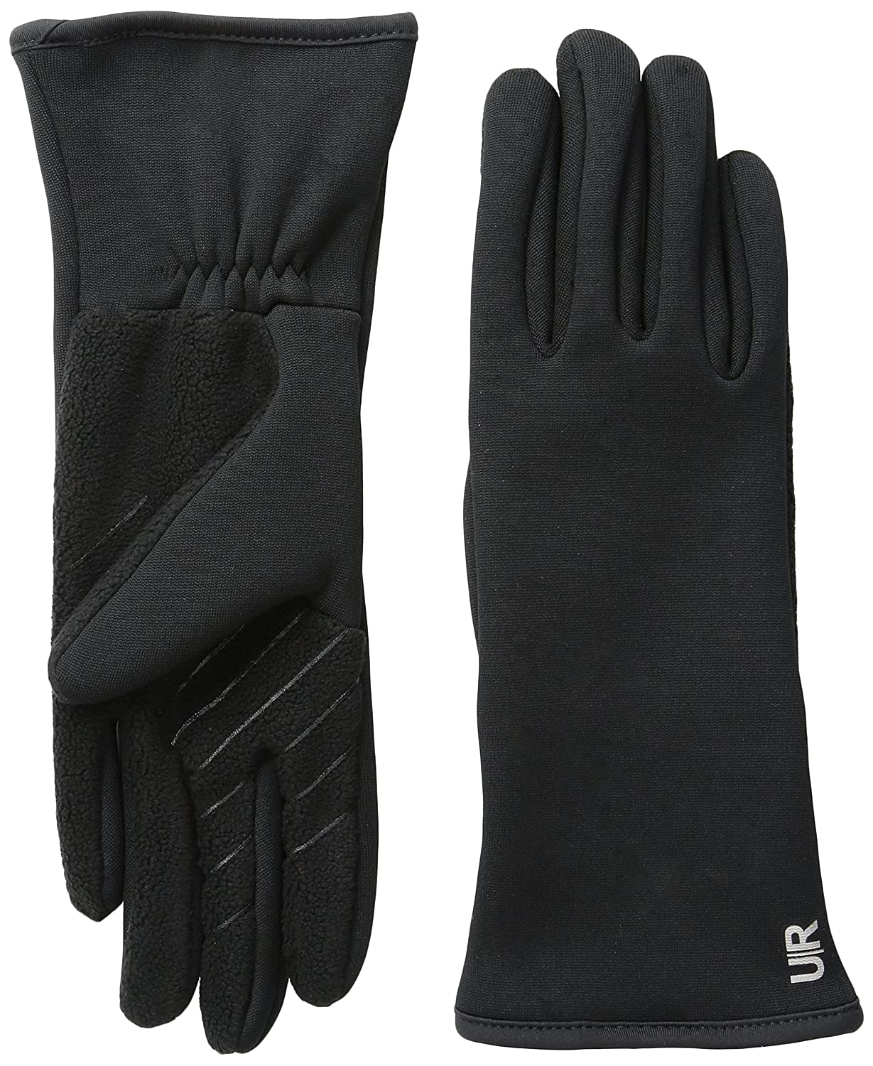 Mens leather gloves rei - U R Women S Rei Active Stretch Touchscreen Glove Black Small Medium At Amazon Women S Clothing Store