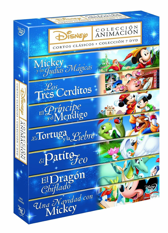 Pack Fábulas Disney 1-7 [DVD]: Amazon.es: Vv.Aa., Varios, Vv.Aa ...