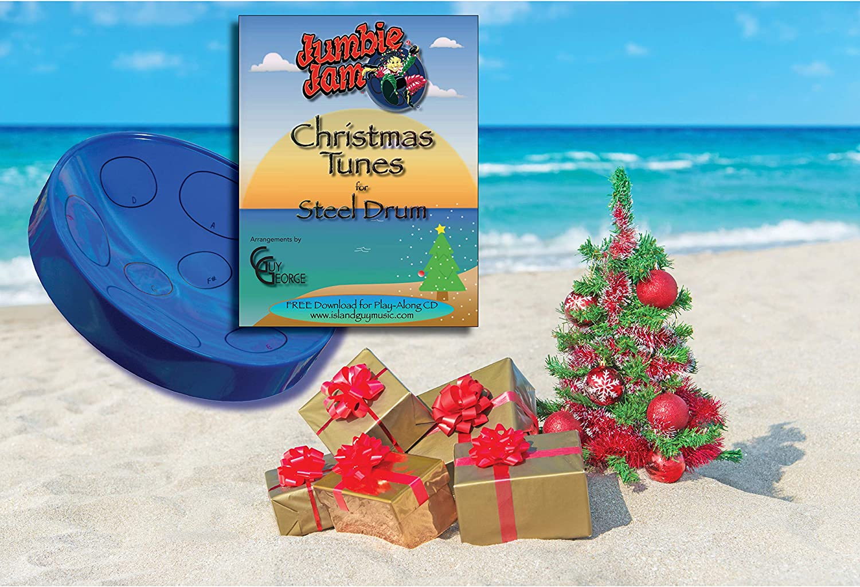 Panyard Jumbie Jam Christmas Tunes for Steel Drum Book Volume 1