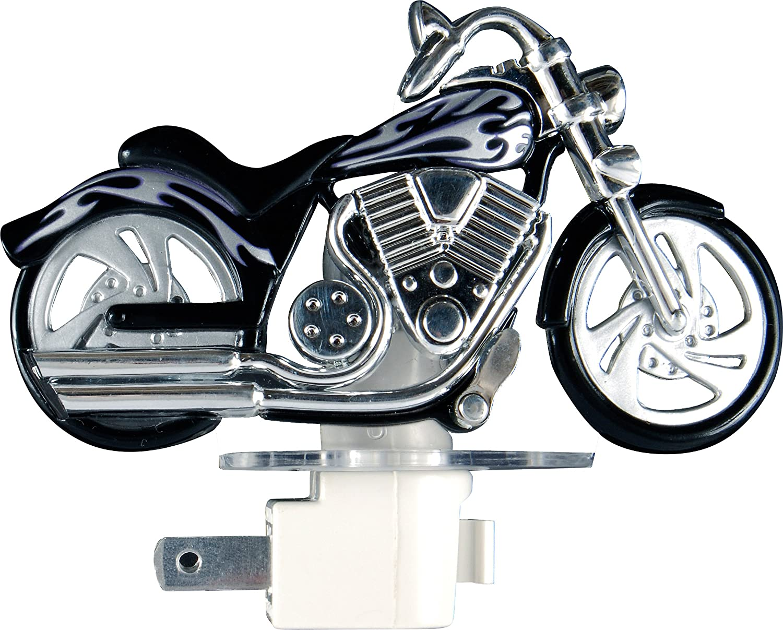 GE Motorcycle LED Night Light Light Sensing 10904 - Motorcycle Gift - Amazon.com  sc 1 st  Amazon.com & GE Motorcycle LED Night Light Light Sensing 10904 - Motorcycle ... azcodes.com