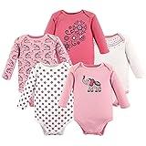 Hudson Baby Unisex Baby Long Sleeve Cotton