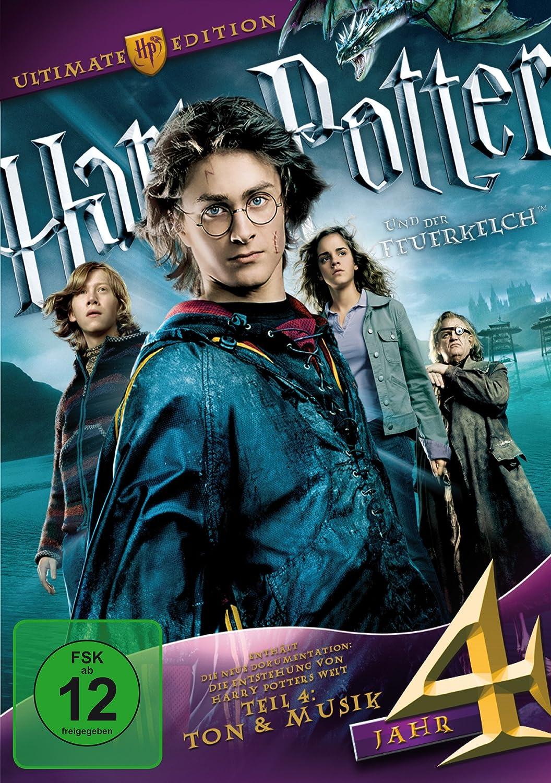 Harry Potter und der Feuerkelch Ultimate Edition, 3 Discs Alemania ...