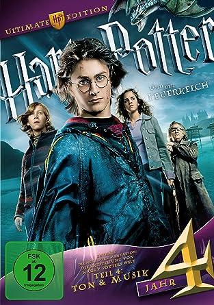 Harry Potter Und Der Feuerkelch Ultimate Edition 3 Discs Amazonde