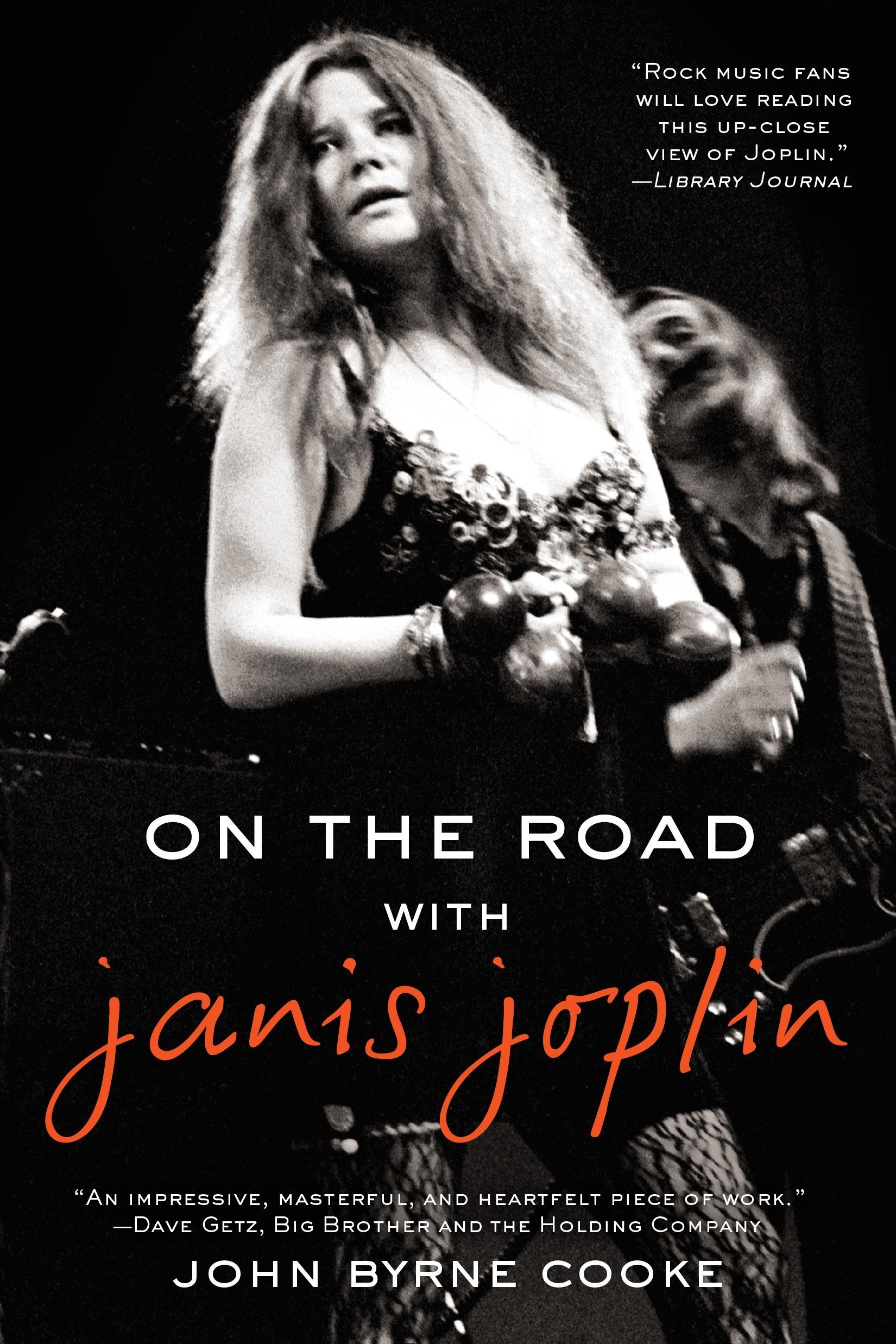 847578d55a1f Amazon.fr - On the Road with Janis Joplin - John Byrne Cooke - Livres