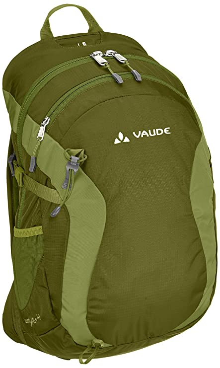 c1bd9958c5 VAUDE, Zaino Wizard, 18 Litri, Verde (holly green), 46 x 23 x 16 cm .