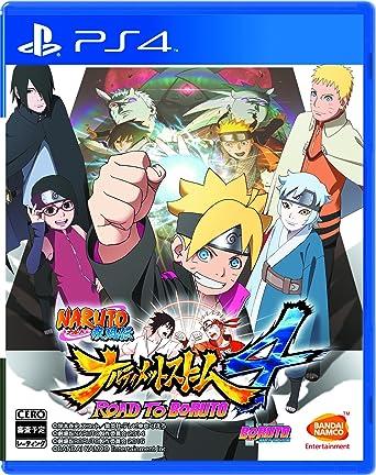 Amazon.com: NARUTO - Naruto Shippuden Narutimate Storm 4 ...