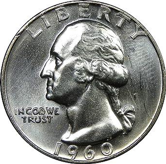 Image result for 1960 us quarter