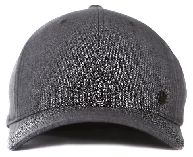 afc8ea6bad095 No Bad Ideas Conley Flexfit Hat Charcoal  Amazon.ca  Clothing ...