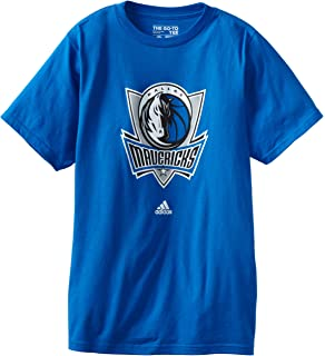 Adidas NBA Dallas Mavericks Logo del Equipo Camiseta