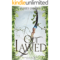 Outlawed (Sherwood Outlaws Book 1) book cover