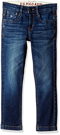 US Polo Association Boys' Jeans Boys' Jeans at amazon