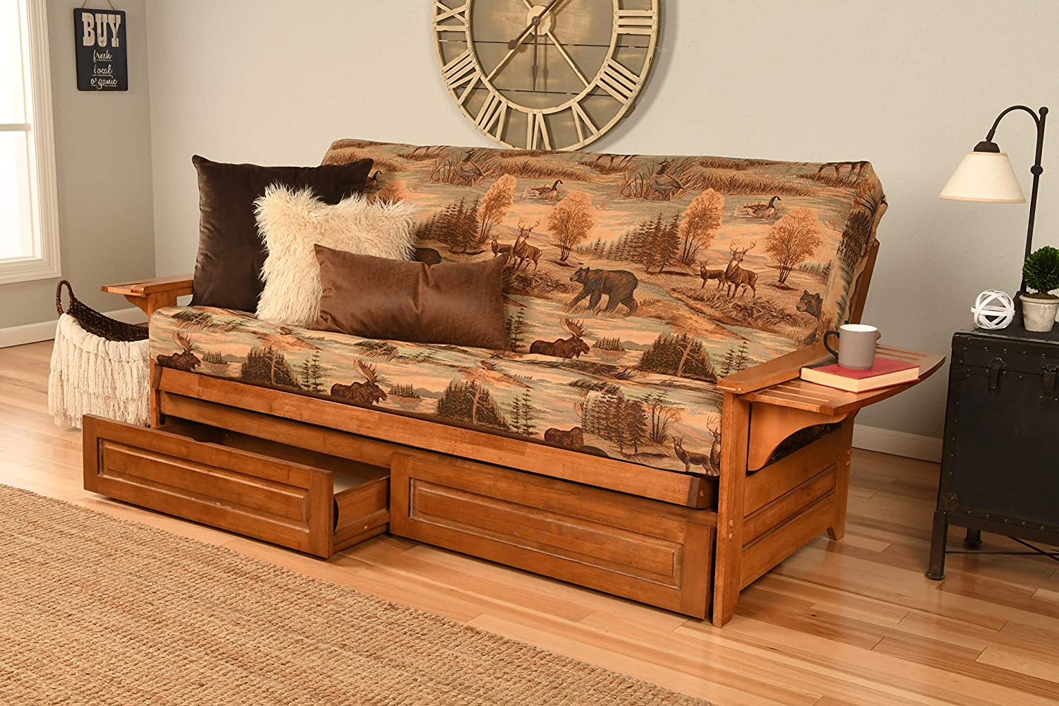 Kodiak Furniture Futon Set