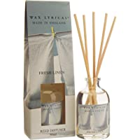 Wax Lyrical 50 ml Reed Diffuser, Fresh Linen