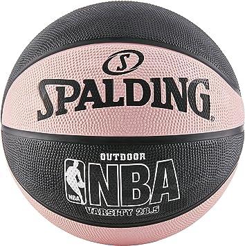 Amazon.com: Spalding NBA Varsity - Balón de baloncesto (goma ...