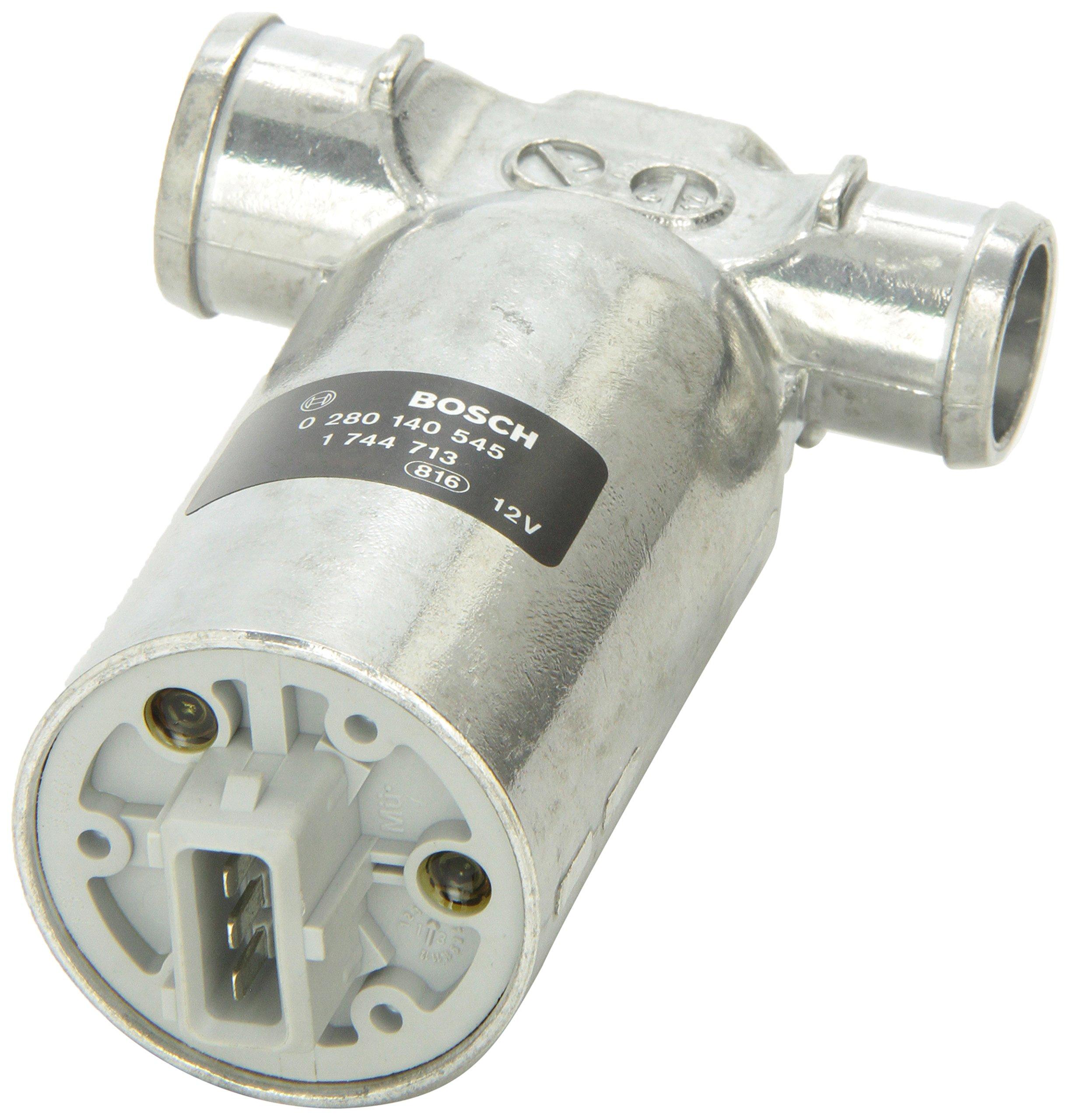Bosch 0280140545 Original Equipment Idle Air Control (IAC) Valve