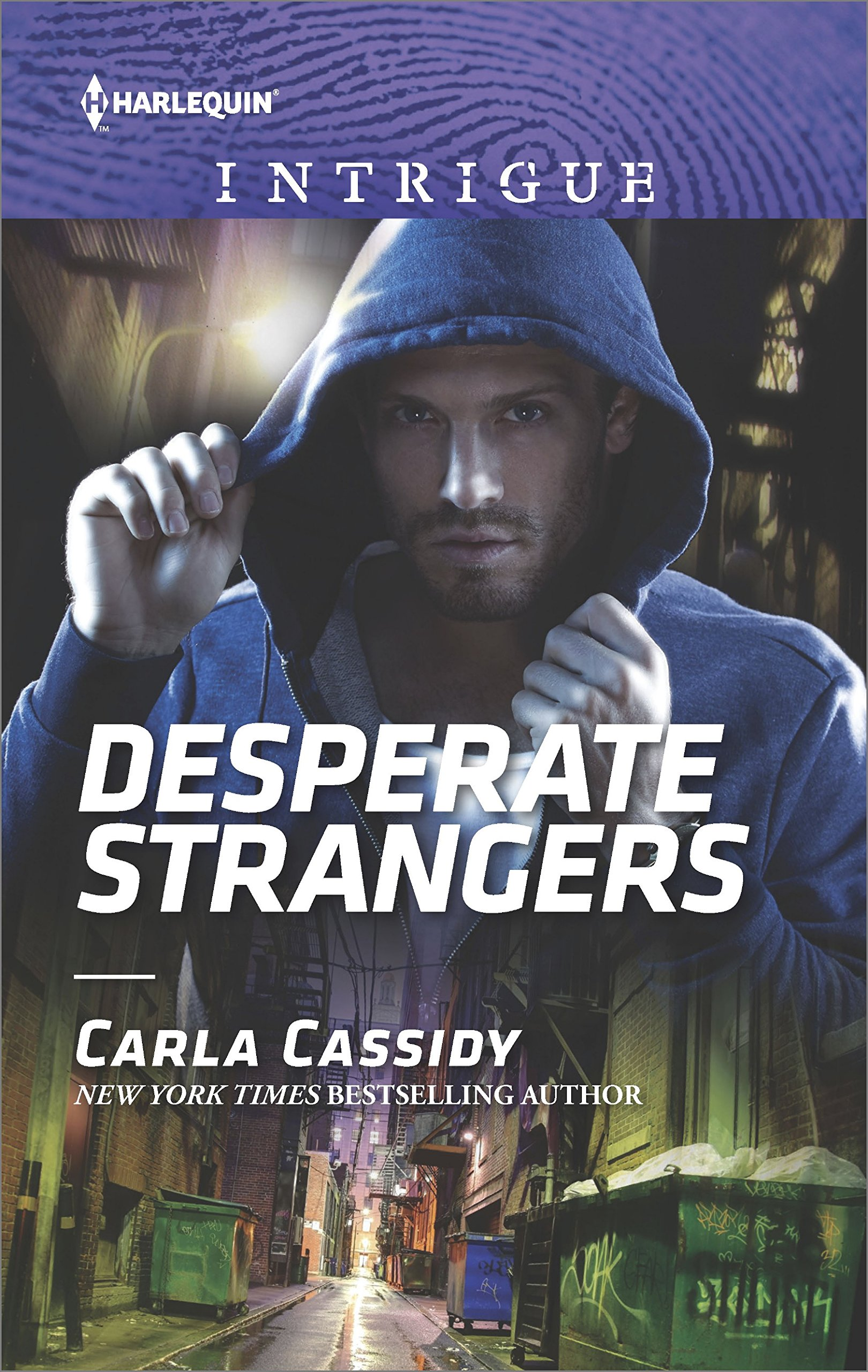 Amazon Desperate Strangers Harlequin Intrigue Series 9781335526311 Carla Cassidy Books